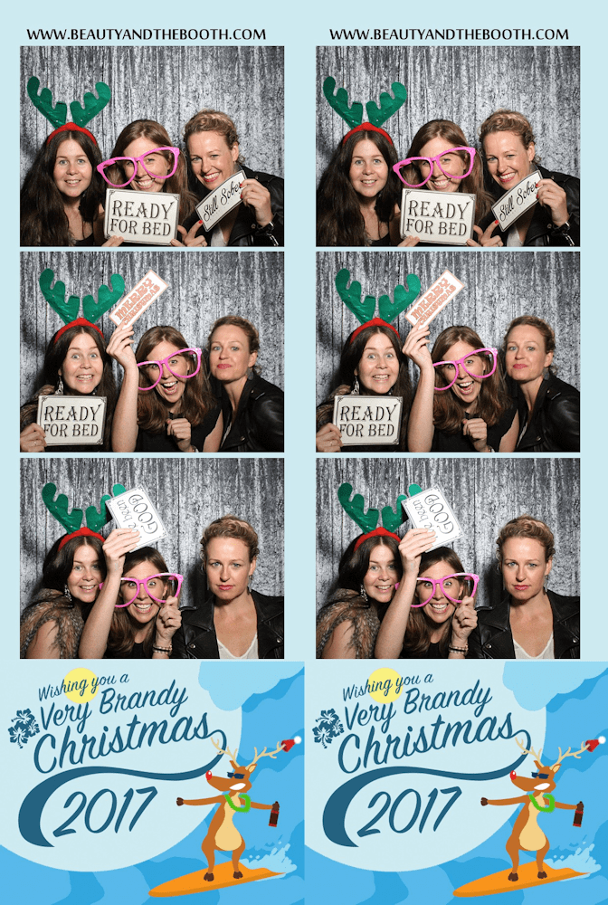 photobooth melbourne christmas